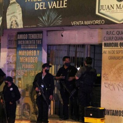 Acumulan cinco muertes por alcohol adulterado en Puebla