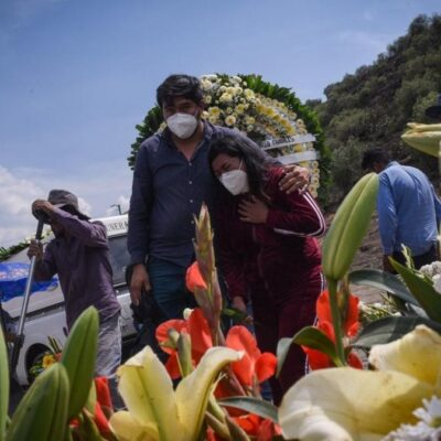Tras 102 días de 'nueva normalidad', México acumula 69 mil 095 muertes por COVID-19