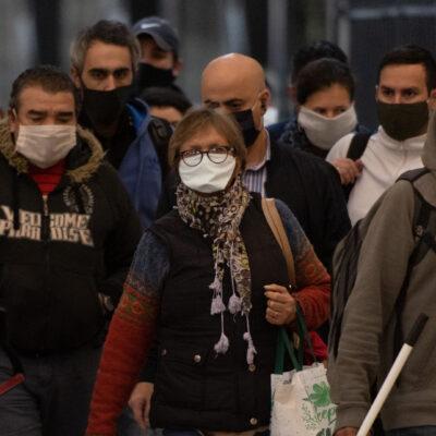 EPIDEMIA ESTANCADA EN MÉXICO: Disminución de riesgo provoca mayor movilidad y contagios sostenidos