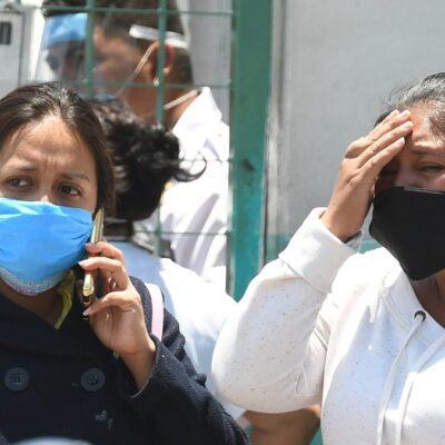 PANDEMIA EN MÉXICO: Muertes por COVID-19 llegan a 70 mil 183; 24 estados entran en naranja y ocho en amarillo