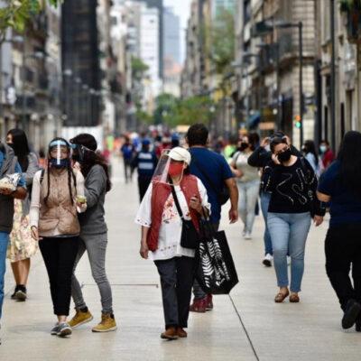 México acumula 70 mil 604 muertos por COVID-19 y 663 mil 973 contagios confirmados