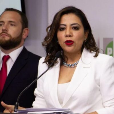 Lo peor del PRI ya está en la cárcel… o en Morena, asegura Lorena Piñón