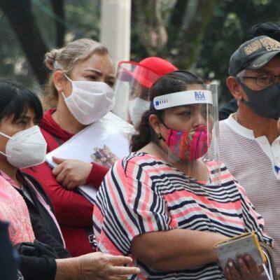 CONTAGIOS EN ASCENSO: Suman 715 mil 457 casos confirmados de COVID-19… y ya viene la influenza