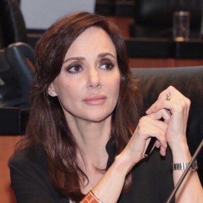 Critica Lilly Téllez donación de más de 15 mil 'cachitos' de la rifa del avión a Tabasco