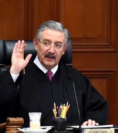 REVÉS A LA 4T: Consulta para enjuiciar a expresidentes es 'inconstitucional', dice Ministro