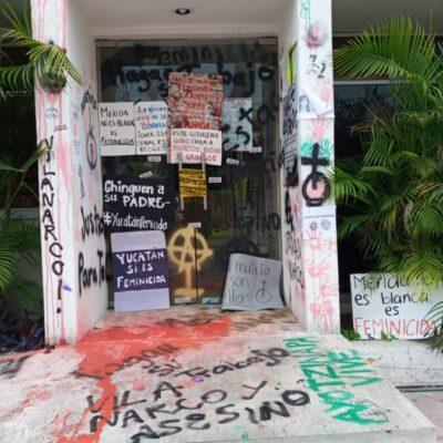Se suma Codhey a la exigencia de justicia y cese de violencia contra las mujeres de colectivos feministas en Yucatán