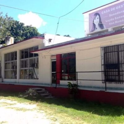TODOS CONTRA TODOS: A golpes disputan dirigencia de Morena en Campeche