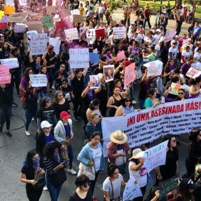Amenazan a indígena tzeltal por protestar contra violencia de género en Chiapas