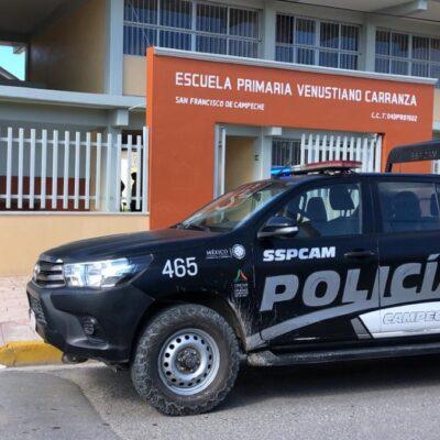 Campeche reporta casi 50 escuelas saqueadas durante cierre por COVID-19