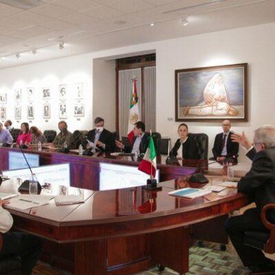 AMLO prevé que algunos miembros del gabinete busquen una gubernatura