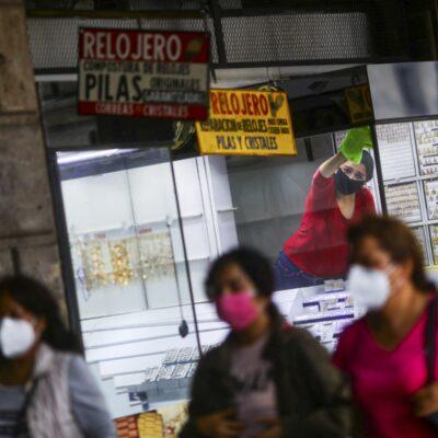 OCDE prevé mayor caída del PIB de México para 2020 a causa de la pandemia