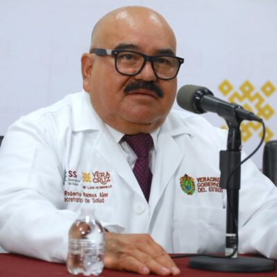 Fallece por COVID-19 hermana del secretario de Salud de Veracruz
