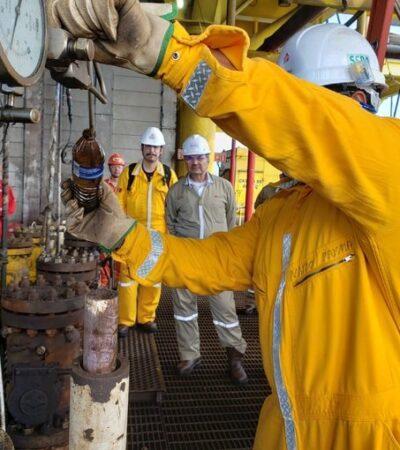 PEMEX A 'MEDIO GAS': Producción de petróleo toca en julio su nivel más bajo en lo que va de la 4T