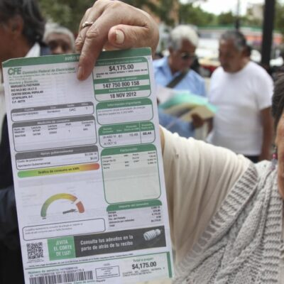 TABASCO | PRD arrebata a Morena lucha contra abusos de la CFE; lanza 'Carta Amparo' para deudores