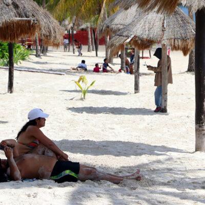 """Abren """"playa del Niño"""", el cuarto arenal de acceso público en Cancún"""
