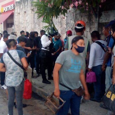 Detienen a asaltante de farmacia en Playa del Carmen