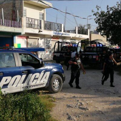 NUEVO ATAQUE A BALAZOS EN PLAYA: Hieren de bala a joven en colonia irregular In House