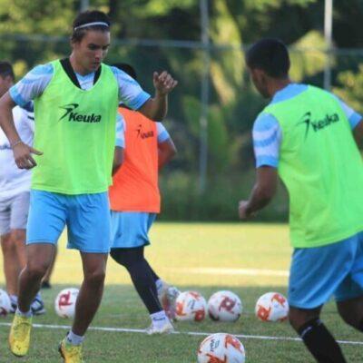 Cancún FC, listo para enfrentarse como visitante al Atlético de Morelia
