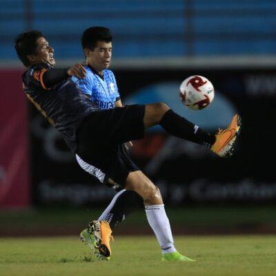 JORNADA TRES DE LA LIGA EXPANSIÓN MX: Se impone Cancún FC 2-0 ante Correcaminos y mantiene el invicto en casa