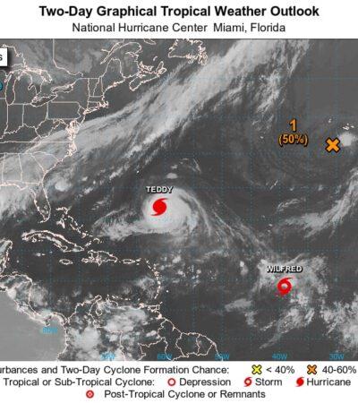 PRONÓSTICO DEL CLIMA: Tiempo muy caluroso para Quintana Roo hoy domingo