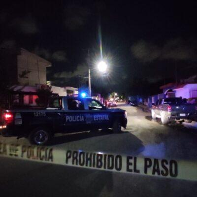 DOS ATAQUES EN MENOS DE UNA SEMANA EN EL MISMO LUGAR: Sicarios vuelven a balear la misma casa en Rancho Viejo