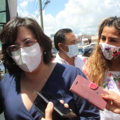 JUSTIFICAN PUGNAS INTERNAS DE LOS DIPUTADOS DE MORENA: Donají Alba, en campaña por la dirigencia nacional, dice que conflictos obedecen a falta de liderazgo y ausencia del partido en Quintana Roo