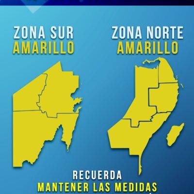 SEGUIRÁ QR EN AMARILLO: Reconoce Gobernador 'ligero incremento' de casos de coronavirus, pero aún no hay cambios en Semáforo Epidemiológico