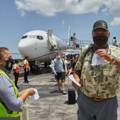 Gestionan más vuelos a Cozumel previo al Ironman