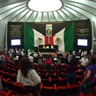 Sin paridad de género y personas que trabajaron con Remberto Estrada, los nuevos funcionarios del Congreso de QR para el segundo año de trabajo legislativo
