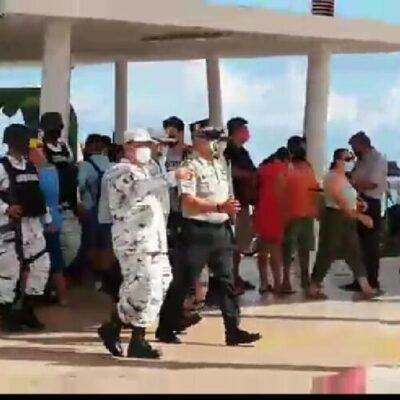 Tendrá Guardia Nacional cuarteles en Quintana Roo
