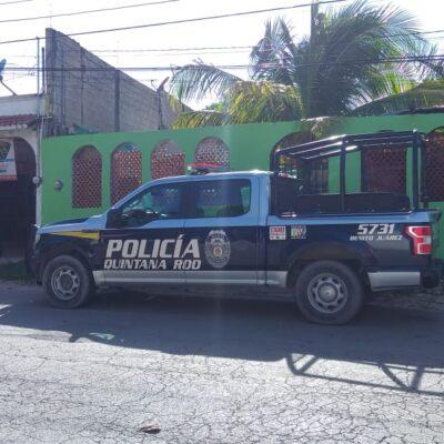 VIOLENCIA COTIDIANA EN CANCÚN: Hombre recibe balazo en la cabeza en Corales