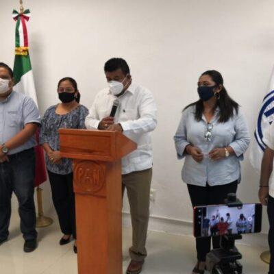 Critica PAN que Alberto Capella está más enfocado en presentarse en redes sociales que dando resultados de seguridad en QR