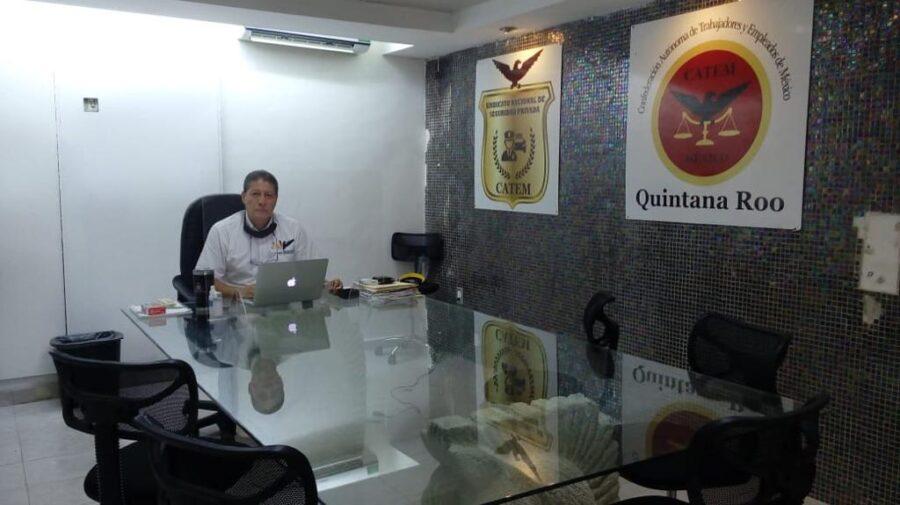 Desconocen a Rafael Beltrán como supuesto líder de CATEM en Quintana Roo