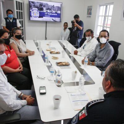 Índice de inseguridad disminuyó 21 por ciento durante 2020 en Cozumel, afirma Pedro Joaquín