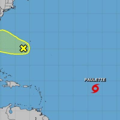 Se forma la tormenta tropical 'René' en el Atlántico, sin riesgo para Quintana Roo