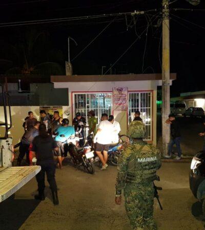 Índice de robos de vehículos y autopartes va en aumento en Cozumel