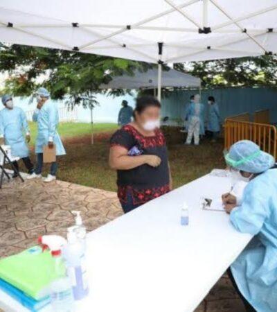 DISMINUYEN DECESOS POR COVID-19 EN YUCATÁN: Suman 2 mil 94 muertes y 15 mil 713 contagios de coronavirus