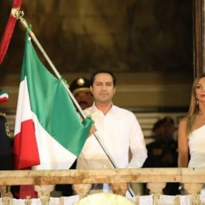 Con 'Ley Seca' y restaurantes cerrados, yucatecos festejarán el Grito de Independencia