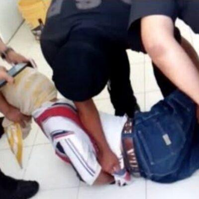 Denuncian a policías municipales por maltratar a detenidos en los separos de Hoctún