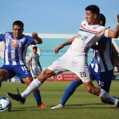 Pioneros de Cancún triunfa como local en el torneo 2020-2021 de la Liga Premier