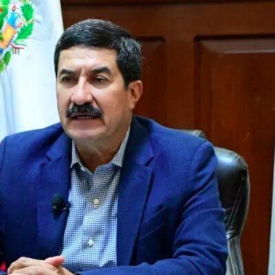 Refuta Javier Corral señalamientos de AMLO sobre conflicto por el agua en Chihuahua y ordena investigar muerte de pareja de agricultores a manos de la Guardia Nacional