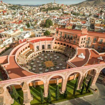 Zacatecas, ciudad de 474 años, forjada con la riqueza surgida de sus entrañas