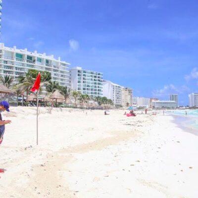 Destinos del norte de Quintana Roo alcanzan por fin 30% de ocupación
