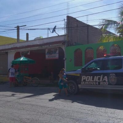 SE CONSUMA OTRA EJECUCIÓN: Muere en el hospital sujeto baleado cerca del fraccionamiento Los Corales en Cancún