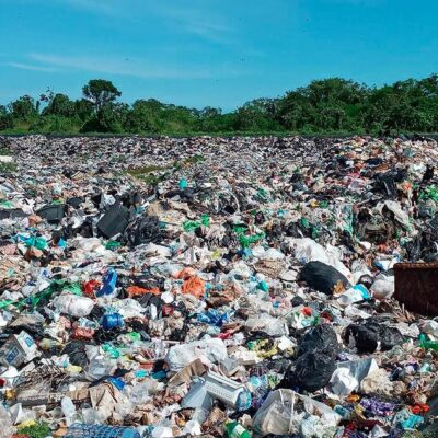 SE LE ACABA EL TIEMPO AL TIRADERO EN LÁZARO CÁRDENAS: Urgen mayor espacio para recepción de basura