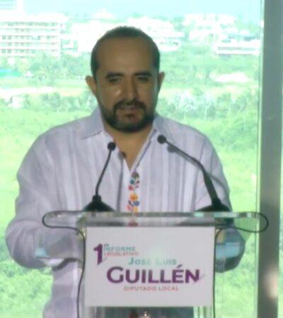 EL DIPUTADO QUE NO COBRA RINDE SU PRIMER INFORME: José Luis Guillén, del MAS, destinó durante un año el 100% de su salario para actividades de atención social en QR