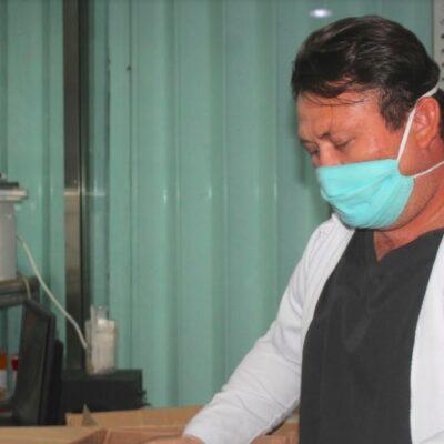 QUE TIENEN 90% DE ABASTO DE MEDICAMENTOS: Garantiza Secretaría de Salud de Quintana Roo tratamiento médico a enfermos crónicos