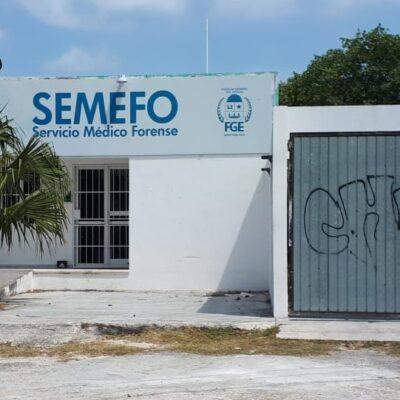 ¿PROBLEMAS DE REFRIGERACIÓN?: Entrega Semefo en estado de putrefacción cuerpo de custodio asesinado en Playa del Carmen