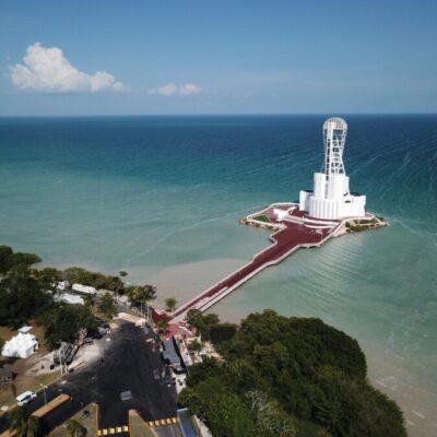 Espera Sectur regularización de la Torre del Mestizaje para utilizarla como sede, asegura Miguel Torruco
