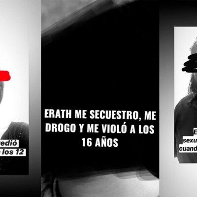 TRIUNFO DE MOVIMIENTO LOCAL 'ME TOO': Capturan a músico acusado de violar a 10 mujeres en Cozumel